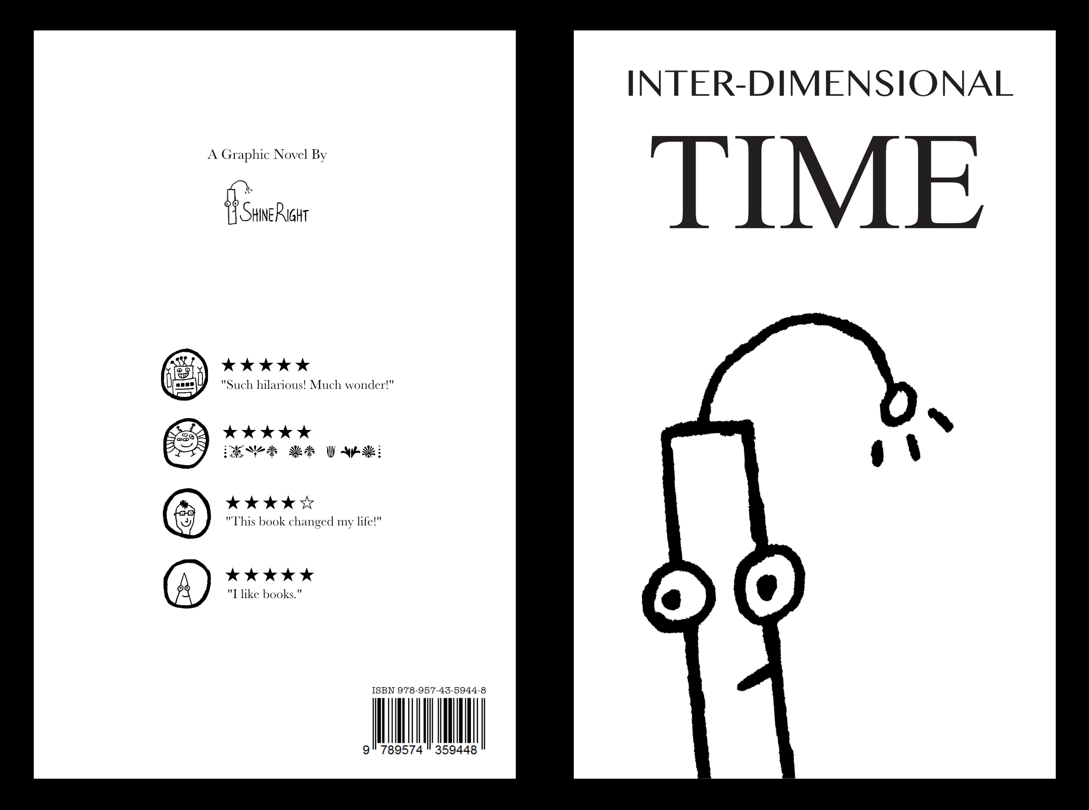 Inter-dimensional Time